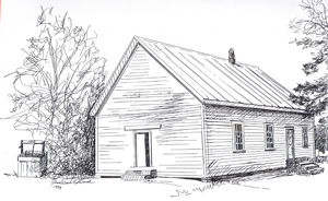 Zion Hill Baptist Church Circa 1898