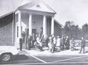 Zion Hill Baptist Church Circa 1967